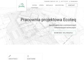 Ecoteq.pl thumbnail