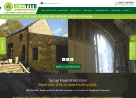 Ecotite.co.uk thumbnail