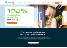Ecotricity.co.nz thumbnail