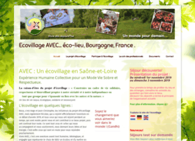 Ecovillage-projet.fr thumbnail