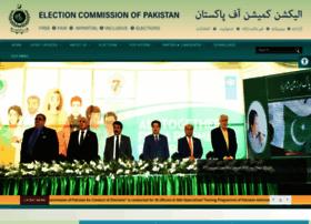 Ecp.gov.pk thumbnail