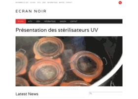 Ecran-noir.fr thumbnail
