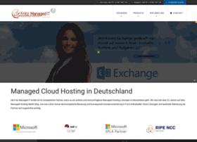 Ecs-webhosting.de thumbnail