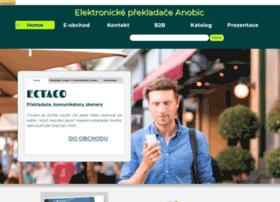 Ectaco.cz thumbnail