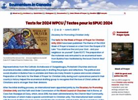 Ecumenism.info thumbnail