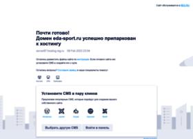 Eda-sport.ru thumbnail