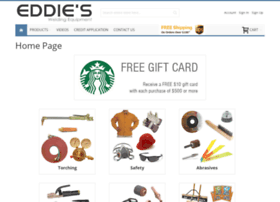Eddieswelding.com thumbnail