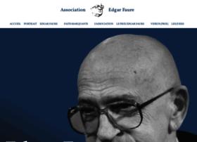 Edgarfaure.fr thumbnail