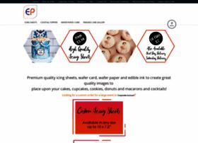 Edibleprints.co.uk thumbnail