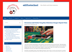 Edificetechsol.com thumbnail