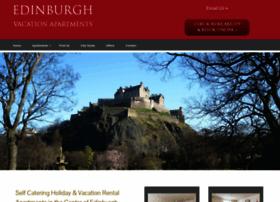 Edinburgh-vacation-apartments.co.uk thumbnail