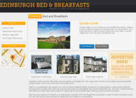 Edinburghbedandbreakfasts.co.uk thumbnail