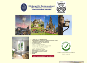 Edinburghcitycentreapartments.co.uk thumbnail