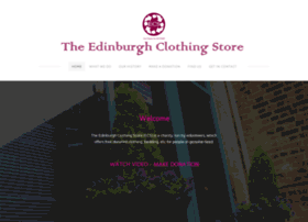 Edinburghclothingstore.org thumbnail