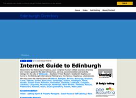 Edinburghdirectory.info thumbnail