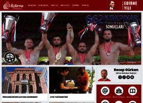 Edirne.bel.tr thumbnail