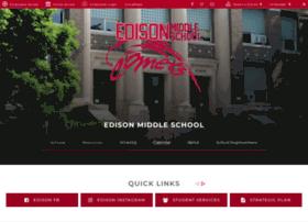Edison.champaignschools.org thumbnail