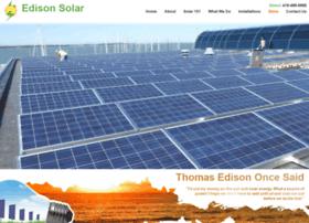 Edisonsolar.net thumbnail