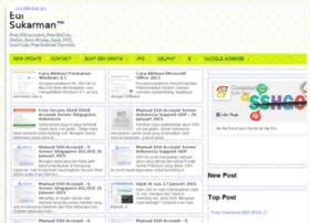 Edisukarman.com thumbnail