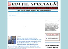 Editiespecialapress.ro thumbnail