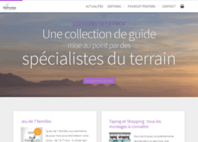 Editiongeoffroy.fr thumbnail