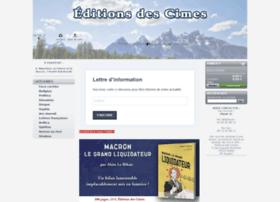 Editions-cimes.fr thumbnail