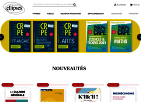 Editions-ellipses.fr thumbnail