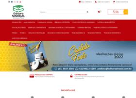 Editorasinodal.com.br thumbnail