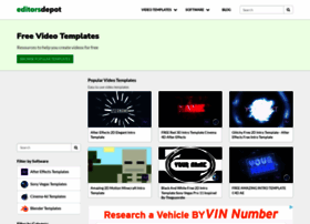Editorsdepot.com thumbnail