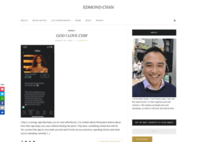 Edmondchan.co.uk thumbnail