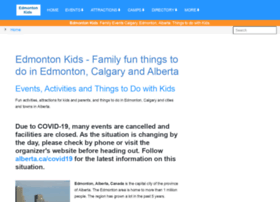 Edmontonkids.com thumbnail