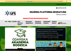 Edu.gdansk.pl thumbnail