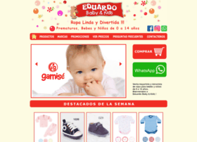 Eduardobabykids.com.ar thumbnail
