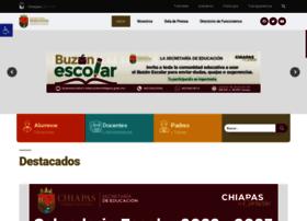 Educacionchiapas.gob.mx thumbnail