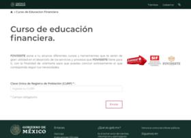 Educacionfinanciera.fovissste.gob.mx thumbnail
