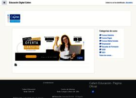 Educadigital.cafam.com.co thumbnail