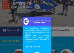 Educandascusco.edu.pe thumbnail