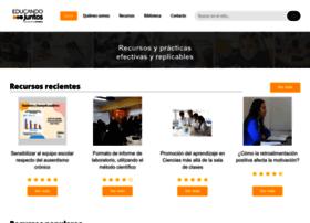 Educandojuntos.cl thumbnail
