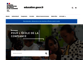 Education.gouv.fr thumbnail