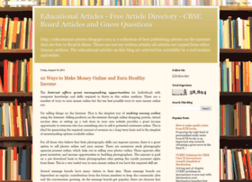 Educational-articles.blogspot.com thumbnail