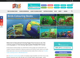 Educationalcoloringpages.com thumbnail