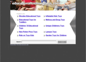 Educationaltoolsandtoys.com thumbnail