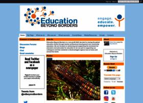 Educationbeyondborders.org thumbnail