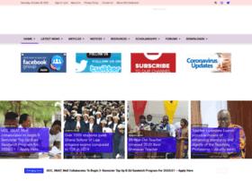 Educationghana.net thumbnail