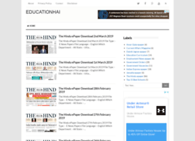 Educationhai.in thumbnail