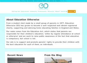 Educationotherwise.org thumbnail