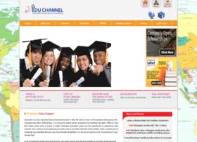 Educhannel.co.in thumbnail