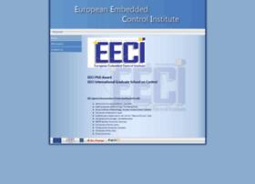 Eeci-institute.eu thumbnail