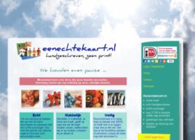 Eenechtekaart.nl thumbnail