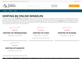 Eerstjames.nl thumbnail